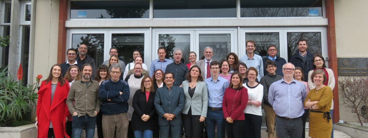 2nd ELEVATE consortium meeting, 27-29 January 2020