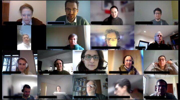 3th Elevate consortium meeting, 8-10 February 2021